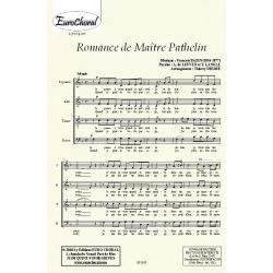 ROMANCE DE MAITRE PATHELIN