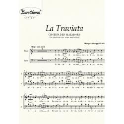 CHOEUR DES MATADORS (La Traviata) (Choeur)