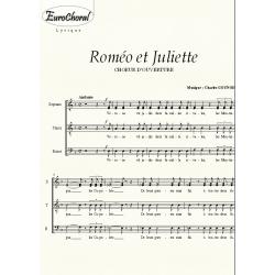 ROMEO ET JULIETTE - Choeur d'ouverture (Choeur)