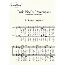TROIS NOELS PROVENCAUX