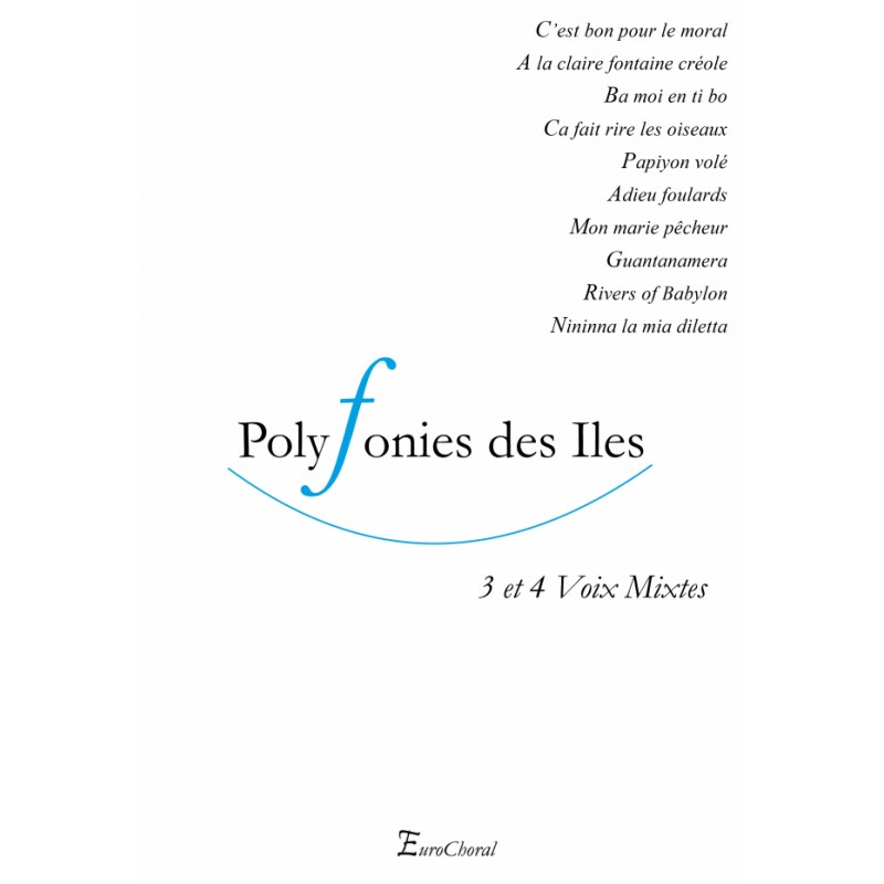 Polyphonies des iles (recueil)