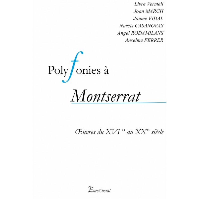 Polyphonies à Montserrat (recueil)