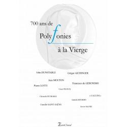 Polyphonies à la Vierge (recueil)