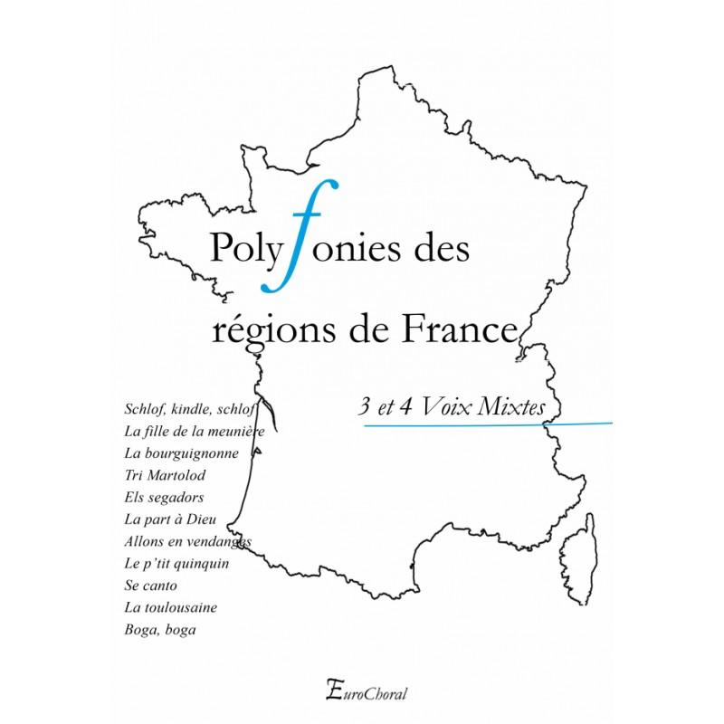 Polyphonies des régions de France