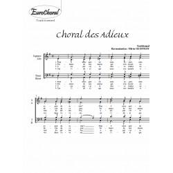 Chorale des adieux