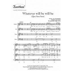 Whatever will be will be