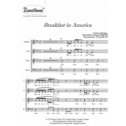 BREAKFAST IN AMERICA (Choeur)