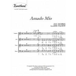 AMADO MIO (choeur)