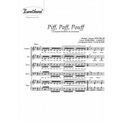 PIFF PAFF POUFF 2 (La grande duchesse du Gerolstein)