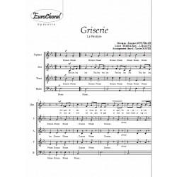 GRISERIE (La Périchole)
