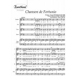 La chanson de Fortunio