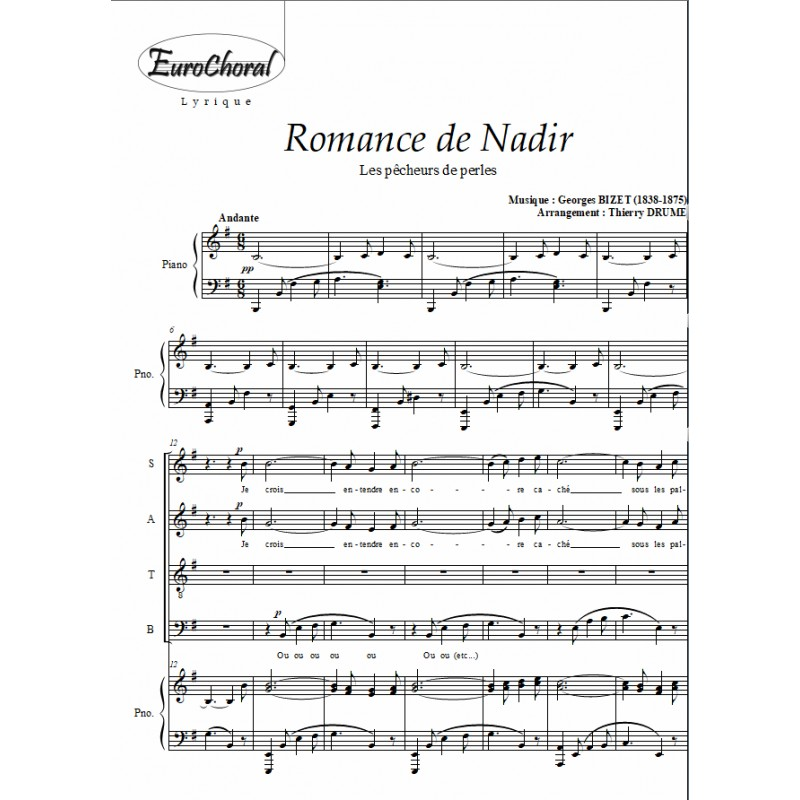 ROMANCE DE NADIR