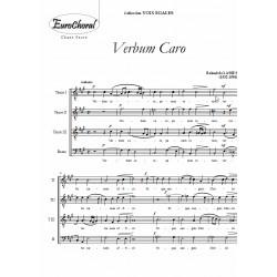 VERBUM  CARO VH (De Lassus)