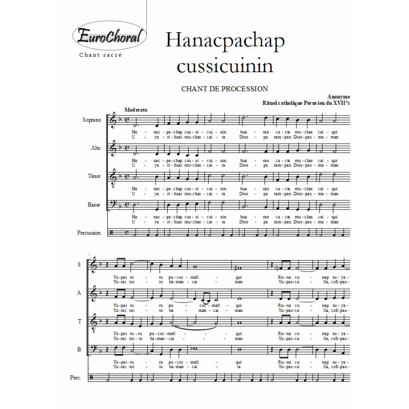HANACPACHAP CUSSICUININ