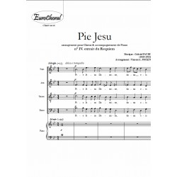 PIE JESU (Extrait du Requiem)