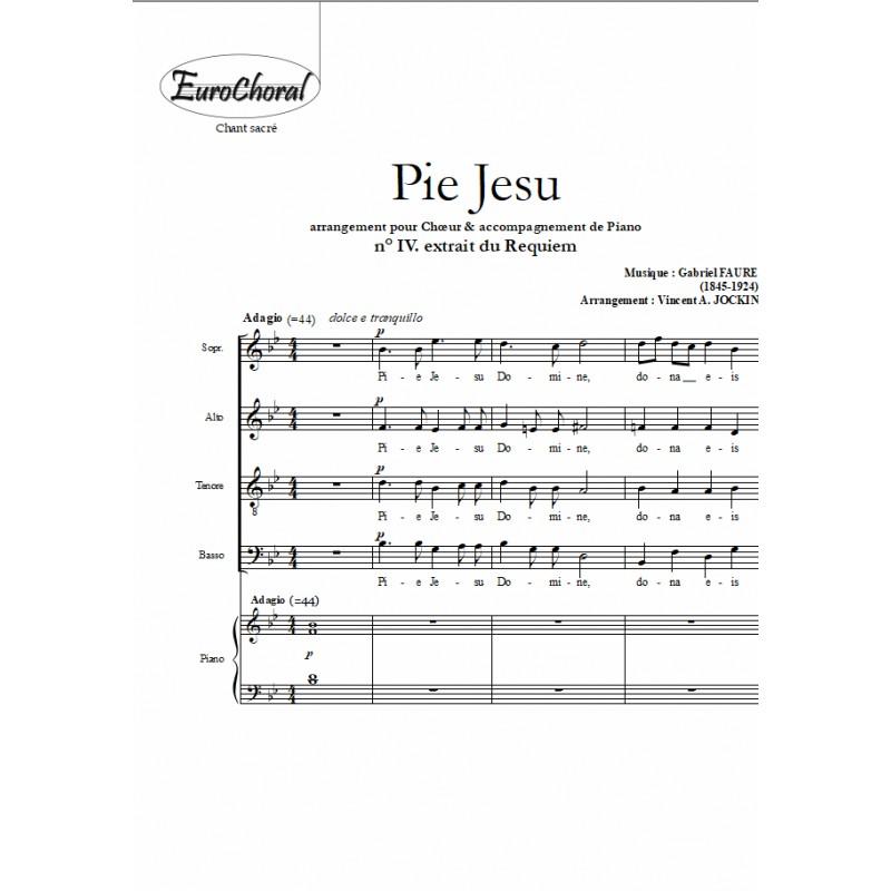 PIE JESU (Extrait du Requiem)