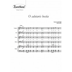 O SALUTARIS HOSTIA (Gounod)