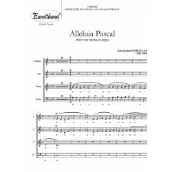 ALLELUIA PASCAL (Choeur)