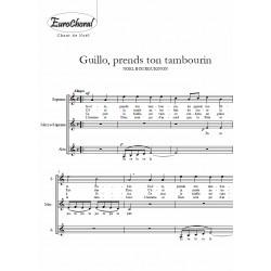 GUILLO, PRENDS TON TAMBOURIN