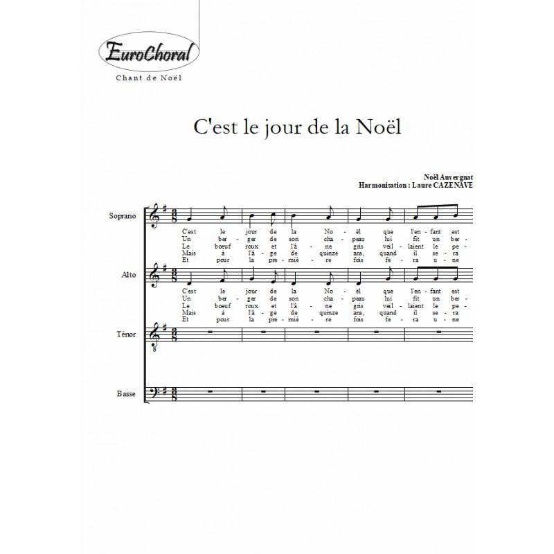 C EST LE JOUR DE LA NOEL