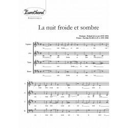 NUIT FROIDE ET SOMBRE (LA)
