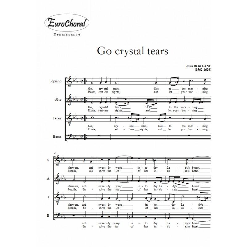 GO CRYSTAL TEARS