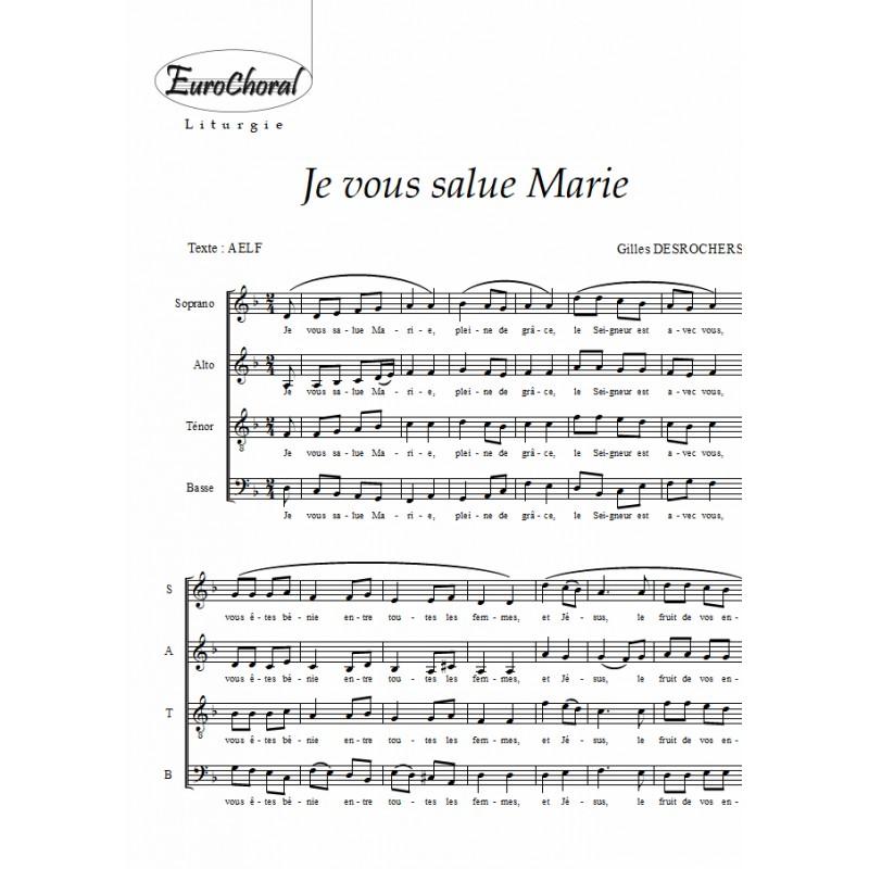 JE VOUS SALUE MARIE (4 VM)