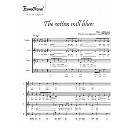 THE COTTON MILL BLUES