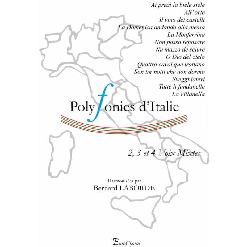POLYPHONIES ITALIENNES
