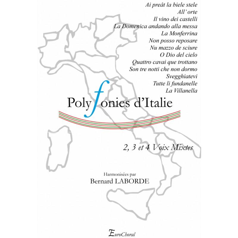 POLYPHONIES ITALIENNES