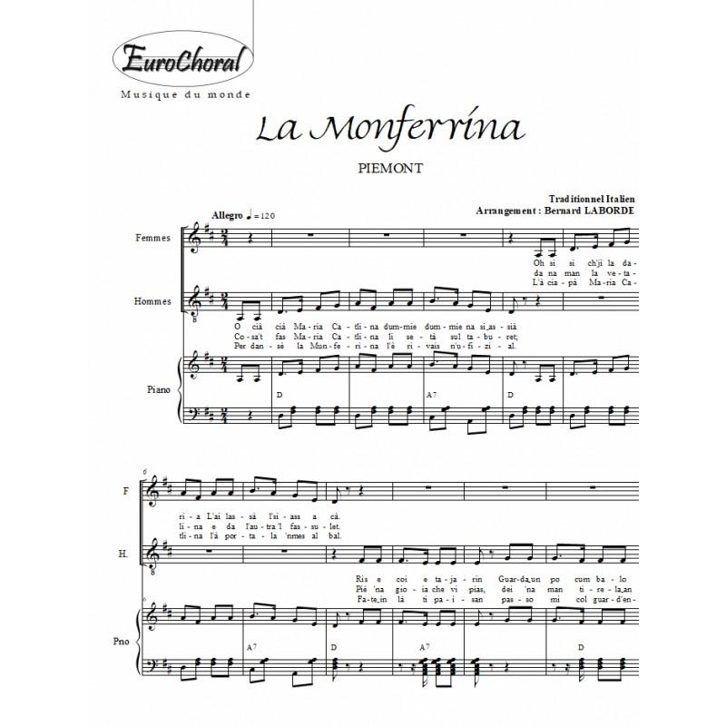 MONFERRINA (LA)