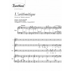 ARITHMETIQUE (L') (Gounod)
