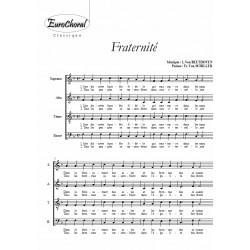 FRATERNITE (Hymne européen)