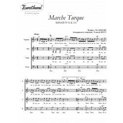 MARCHE TURQUE (Mozart)