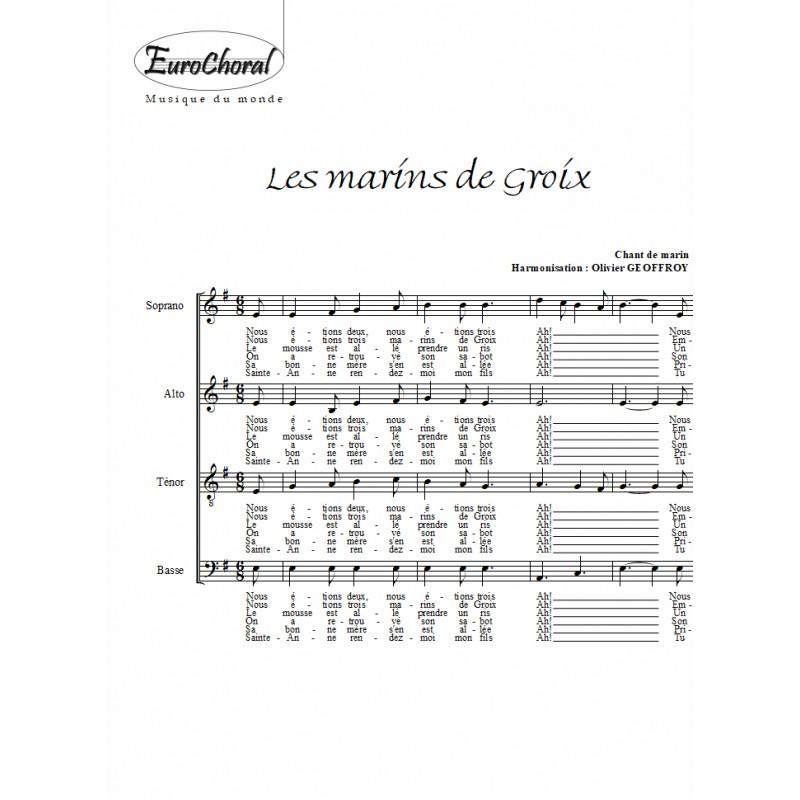 LES MARINS DE GROIX