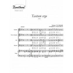 TANTUM ERGO (Mozart)