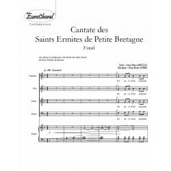 CANTATE DES ST ERMITES DE PETITE BRETAGNE (Final) (Choeur)