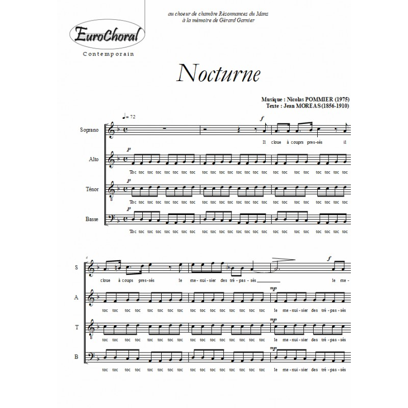 NOCTURNE (Nicolas Pommier)