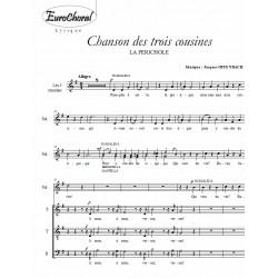 CHANSON DES 3 COUSINES (La Périchole)