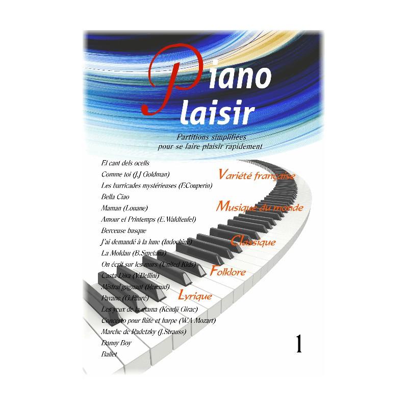 PIANO PLAISIR Vol. 1