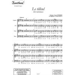 LE TILLEUL (Choeur)