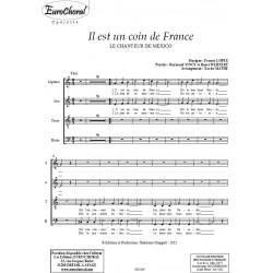 IL EST UN COIN DE FRANCE (Choeur)
