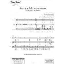ROSSIGNOL DE MES AMOURS (Choeur)