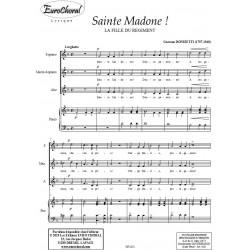 SAINTE MADONE !