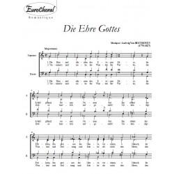 DIE EHRE GOTTES (Beethoven)