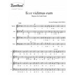 ECCE VIDIMUS EUM (Palestrina)