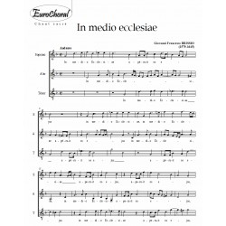 IN MEDIO ECCLESIAE (Brissio)