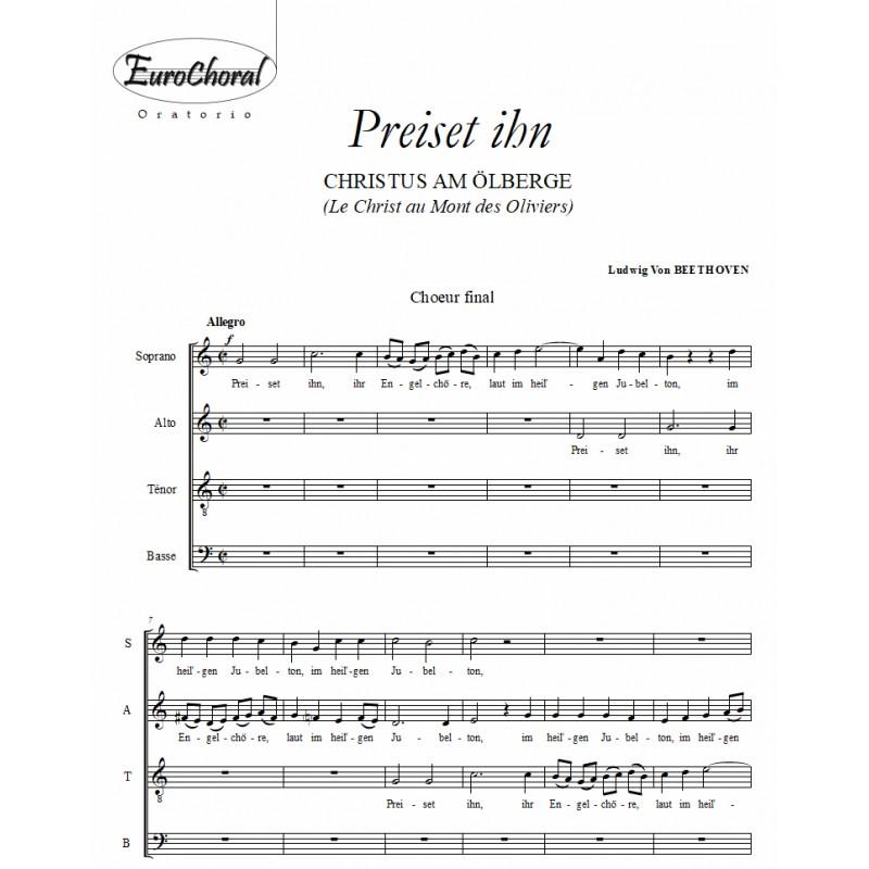 PREISET IHN (Beethoven)