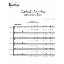 ZADOCK THE PRIEST (Haëndel)
