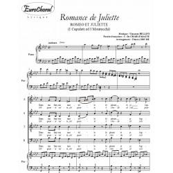 ROMANCE DE JULIETTE (Bellini)